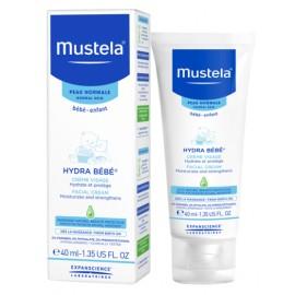 Mustela Hydra Bébé Crème Visage (40 ml) (Mustela Bébé peau normale hydra bébé 40m)