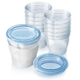 Avent pots de rechange (10x 180ml)