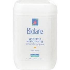 Biolane Boîtier (72) Lingettes Nettoyantes Rafraîchissantes