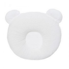 Candide P'tit Panda Taupe Coussin