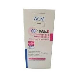 Acm CBphane.K Shampoing Antipelliculaire Etats Squameux Sévère (125 ml)