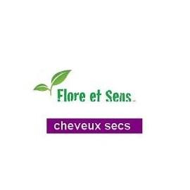 Flore et Sens Huile Capillaire Anti-Chute Cheveux Secs (250ml)
