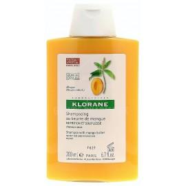 Klorane Shampoing Nutritif Beurre de Mangue (200 ml)