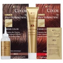 PhytoSpecific Crème Color (Brun ou Acajou)