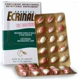 Ecrinal (30 capsules) Cheveux 1 Mois de Traitement