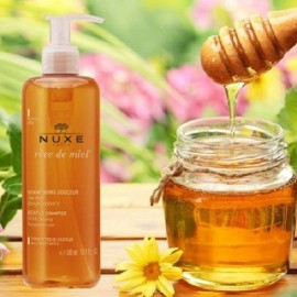 Nuxe Shampoing Rêve de Miel Apaisant Fortifiant (300ml)