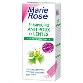 Marie Rose Shampoing Anti Poux et Lentes (125 ml) (peigne inclus)