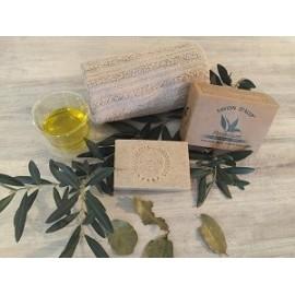 Savon d'Alep Sans Parfum (125 g)