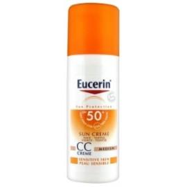 Eucerin Sun Protection Cc Créme Médium Spf 50+ (50 Ml)