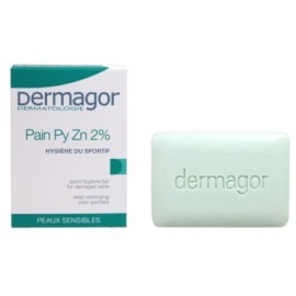Dermagor Pain Py Zn 2% (80g)