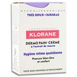 Klorane Dermo-Pain Sans Savon Hygiène Intime (100 g)