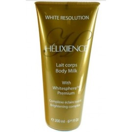 Helixience Lait Corps Eclaircissant Anti-Taches Anti-Âge (200 Ml)