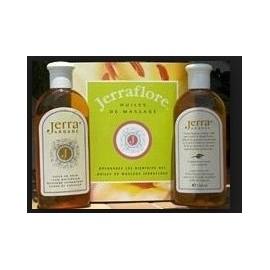 Jerraflore ( Jerrargane )Huile Hydratante cheveux et corps 100% Naturelle (150ml)