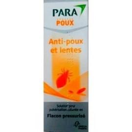 Para-Poux Spray Anti-Poux et Lentes (125 ml)