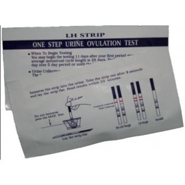 Ovul Test d'Ovulation One Step (Urine) (lot de 5 tests)
