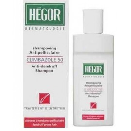 HEGOR shampoing antipelliculaire d'entretien soin au climbazole 50 (150 ml)