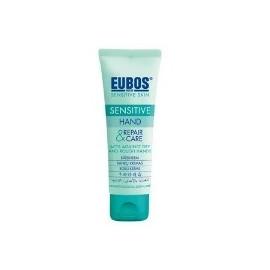 EUBOS Crème Sensitive Mains Repaire & Care( 75ml)