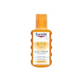 Eucerin Sun Spray Transparent SPF 50 (200 ml)