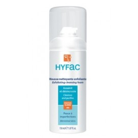 Hyfac Mousse Nettoyante Exfoliante (150 Ml)