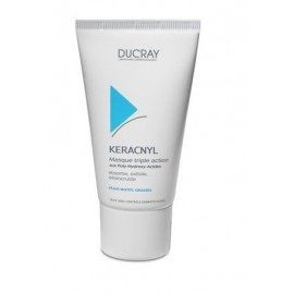 Ducray Keracnyl Masque Triple Action (40ml)