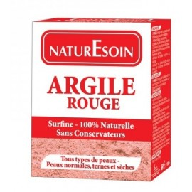 Naturesoin Argile Rouge (100g)