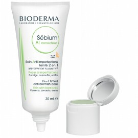 Bioderma Sébium AI correcteur soin teinté 2en1 (30 ml)