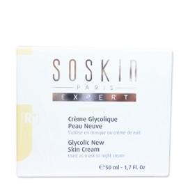 Soskin Crème Glycolique (50 Ml)