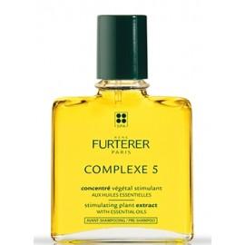 René Furterer Complexe 5 Concentré Végétal Régénérateur - 50ml