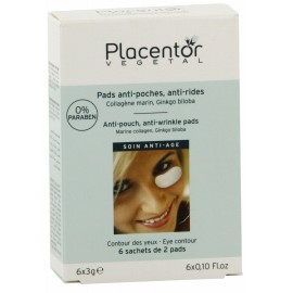 Placentor Vegetal Pads Anti-Poches/Antirides