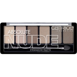 Catrice Absolute Nude Eyeshadow Palette, (010 All Nude)