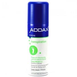 Addax ZIRCONAL Pieds Spray Déodorant (125ml)