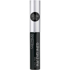 Catrice Crayon Eyeliner Ultra Fin Ink, 010 Black on track