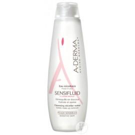 Aderma sensifluid eau micellaire visage et yeux 250 ml
