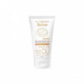 Avène solaire Crème blanche Minéral SPF50+ 50ML
