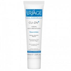 Uriage CU-ZN Crème 40 ml ( Remplacé par Uriage Bariederm Cica crème 40 ml)