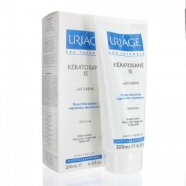 Uriage Kératosane 15 Lait-Crème Corps 200ml