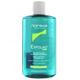 Noreva Exfoliac Gel Nettoyant Quotidien Purifiant (250 ml)