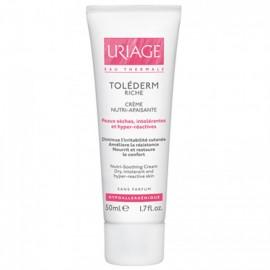 Uriage Toléderm Riche - Crème Nutri-Apaisante (50 ml)