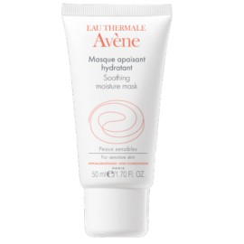 Avène Masque Apaisant Hydratant Peau Sensible Tube 50 ml