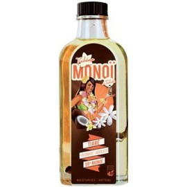 Vahéma Monoï de Tahiti Huile Sèche Tiaré Hydrate et Satine 30% (100 ml)