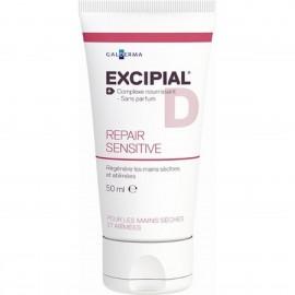 Excipial Repair sensitive Crème Réparatrice pour les mains (50 ml)