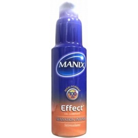 Gel Manix Effect Gel Lubrifiant Stimulant Sensation Intense (100 Ml)