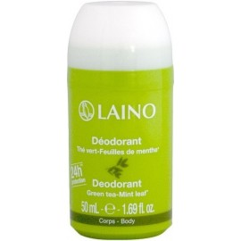 Laino Déodorant Minéral Thé Vert (50ml)