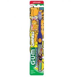 Gum Garfield Brosse à Dents Enfants 6-12 ans