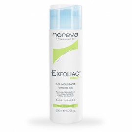 Noréva Exfoliac Gel Moussant 200 ml