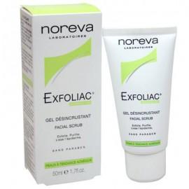 Noréva Exfoliac Gel Désincrustant 50 ml