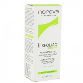 Noréva Exfoliac Acnomega 100 (30 ml)