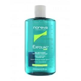Noréva Exfoliac Gel Nettoyant Quotidien Purifiant 250 ml