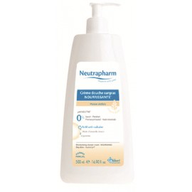 Neutrapharm Crème Douche Surgras Nourrissant Protéine de blé (500ml)