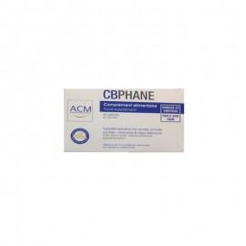 Acm CBphane Ongles et Cheveux (60 gélules)
